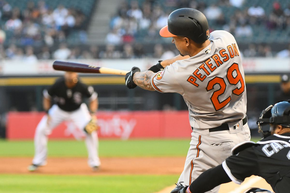 friday bird droppings where the orioles are decluttering the roster