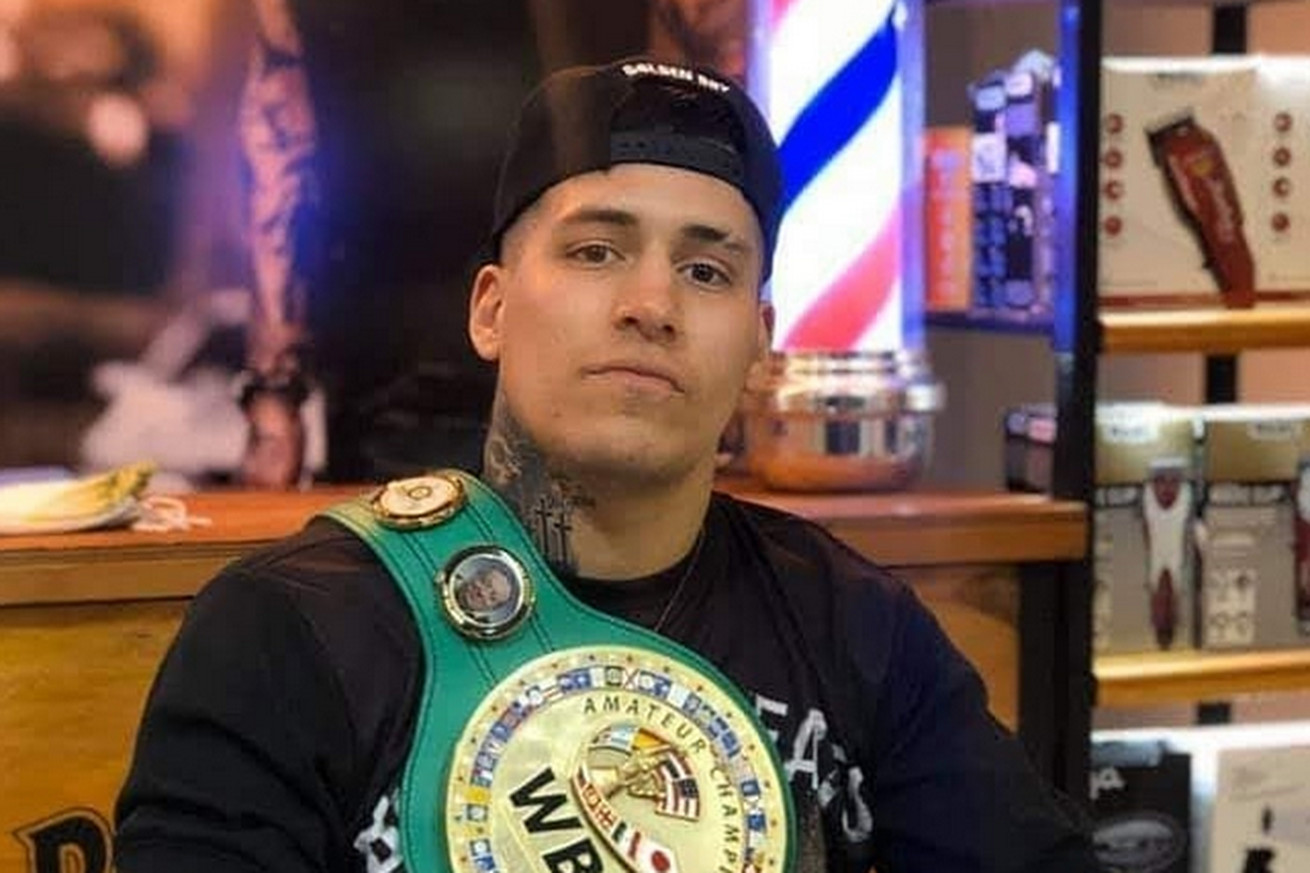 2.0 - Walter Matthysse Jr, nephew of Lucas, signs with Sampson Boxing