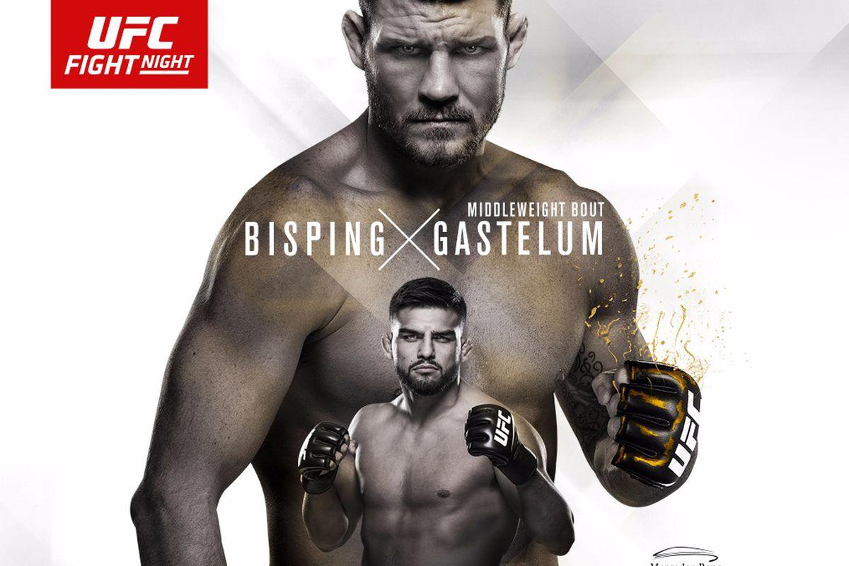 UFC shanghai, poster