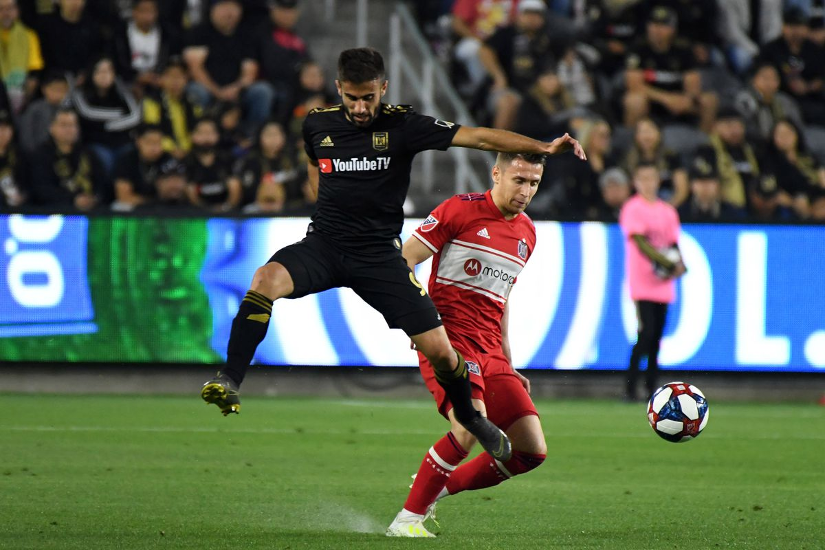 75e07bbd53c Flame Out: LAFC 0, Chicago Fire 0 - Angels on Parade