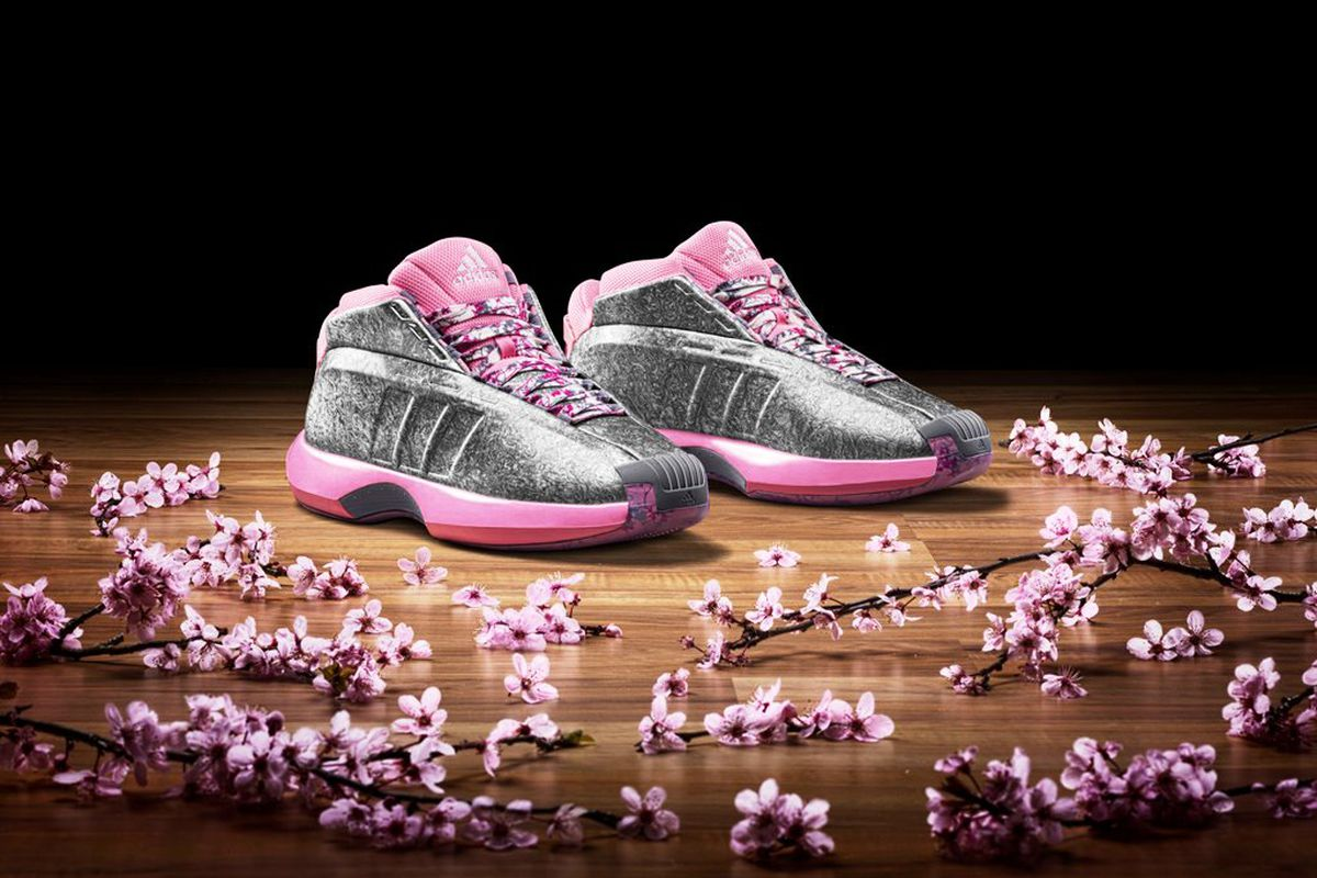more photos 947e0 1d897 Adidas unveils new John Wall shoe that features Cherry Blossom pattern