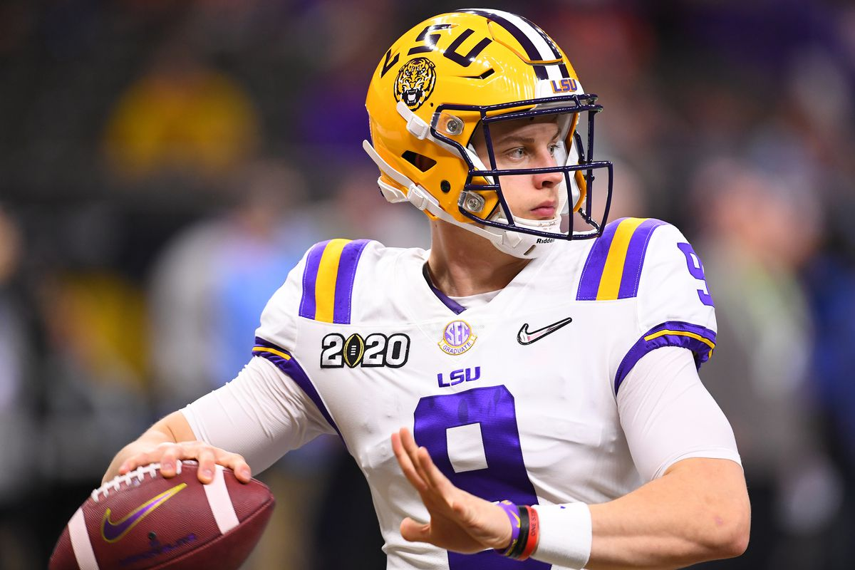 Jimmy Burrow talks about what his son will bring to the NFL