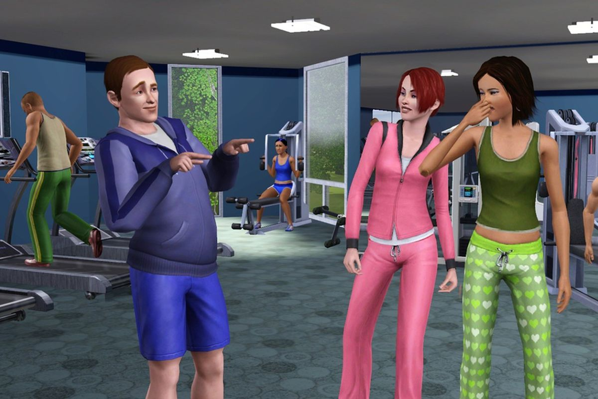 sims offline game