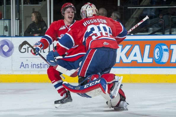 The Spokane Chiefs have been a fixture in Eastern Washington since 1985. (Courtesy of