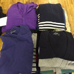 Maide golf sweater, $29
