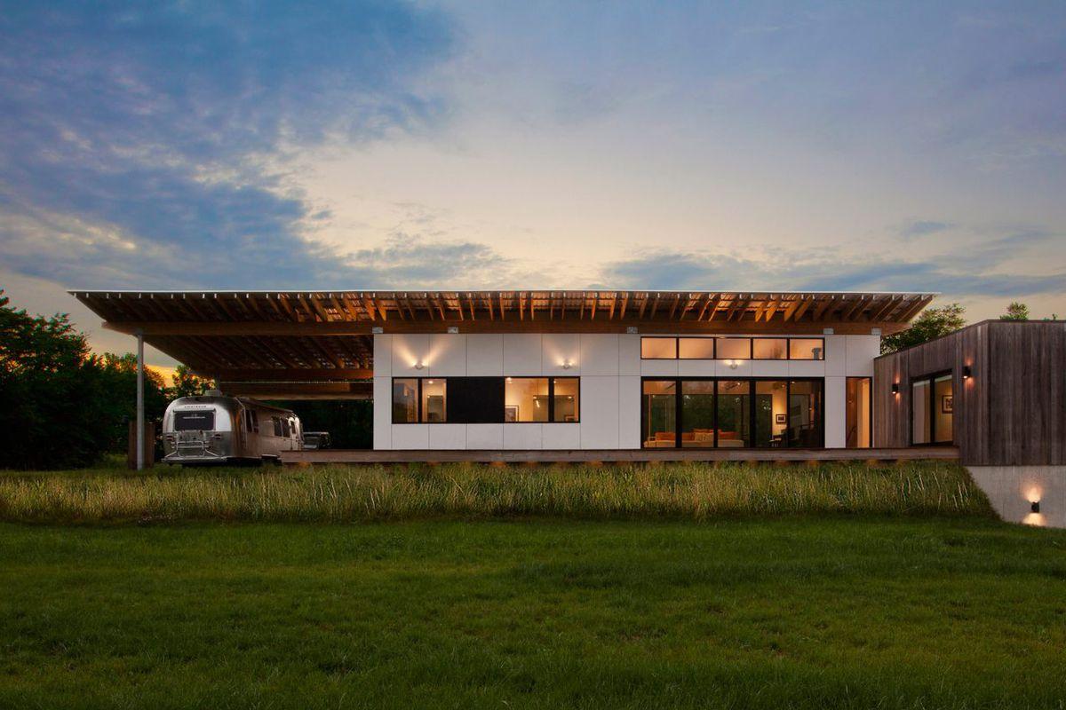 haus via dezeen - Haus Modern