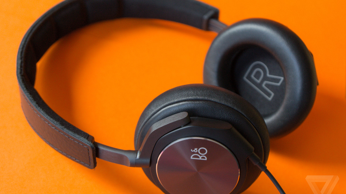 Sidste nye Bang & Olufsen's H6 are my new benchmark for portable headphones WO-17