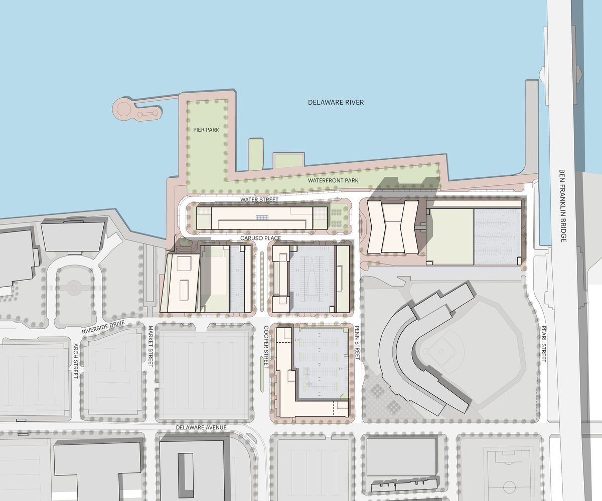 Construction Begins On $1B Camden Waterfront Project