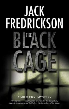 "Jack Fredrickson's ""The Glass Cage."""