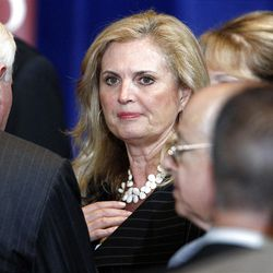 Ann Romney has been her husband's surrogate on how the economy has affected families.
