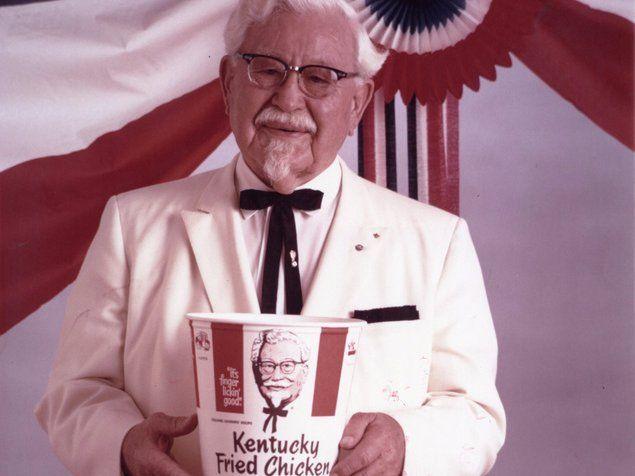 Original Colonel Sanders