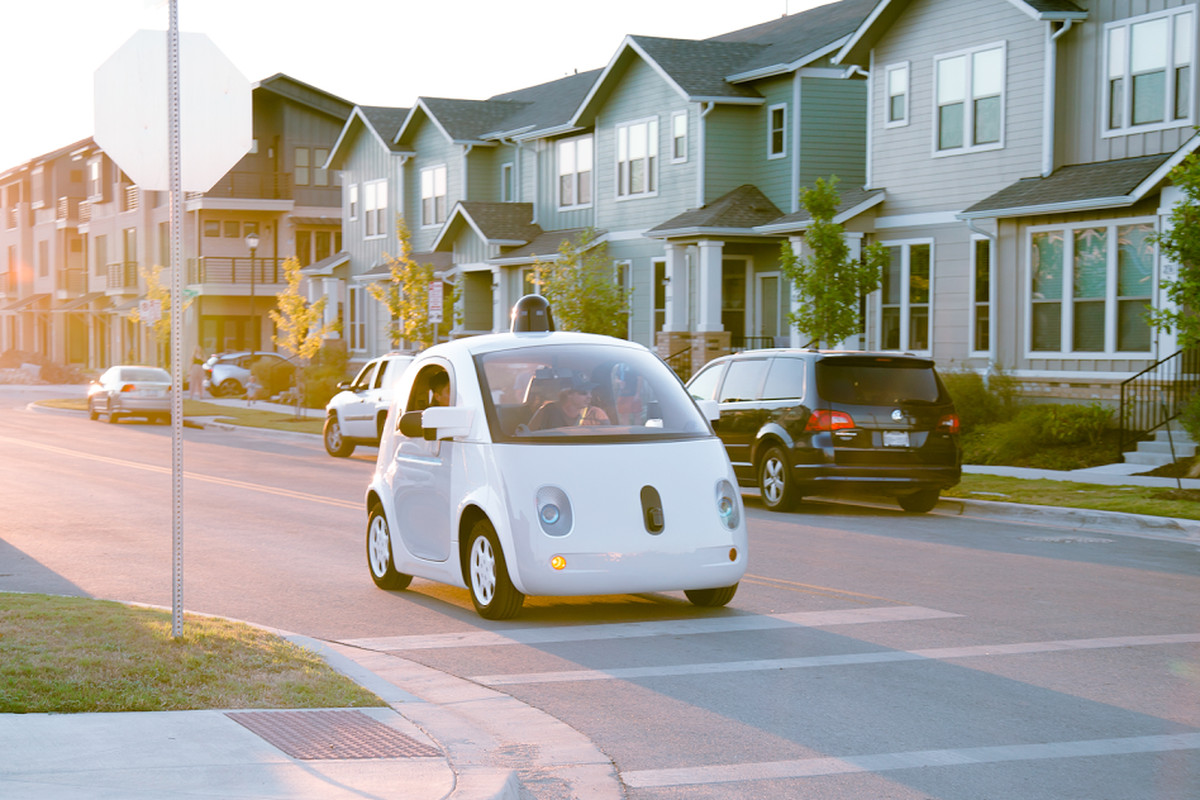 Google Has Deployed Its Cute Little Self Driving Cars In Austin