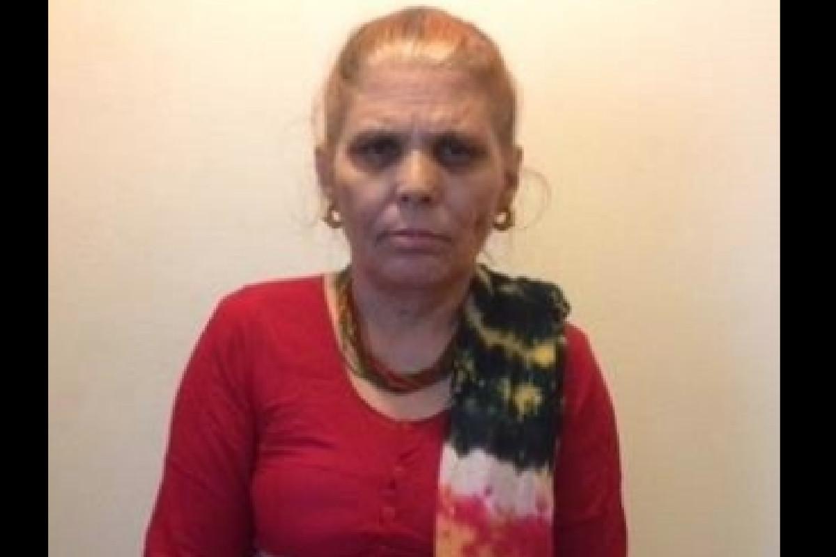 Photo of the missing woman Devi Bhattari