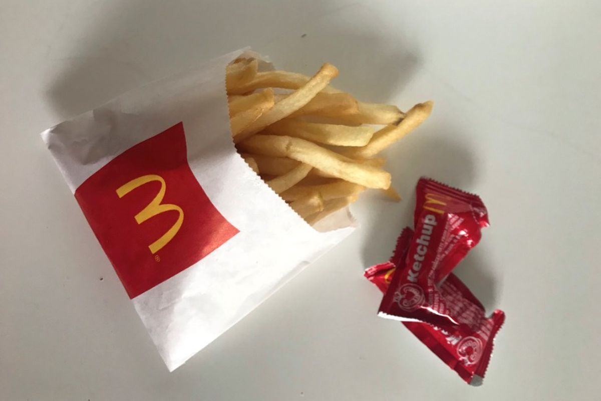 Mcdonald S Delivery Problem Fries Are Still Soggy Eater