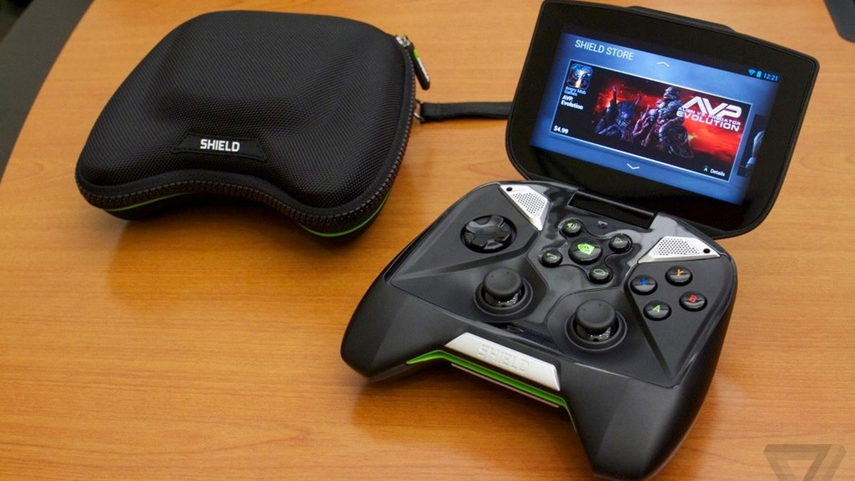 Nvidia Shield review - The Verge