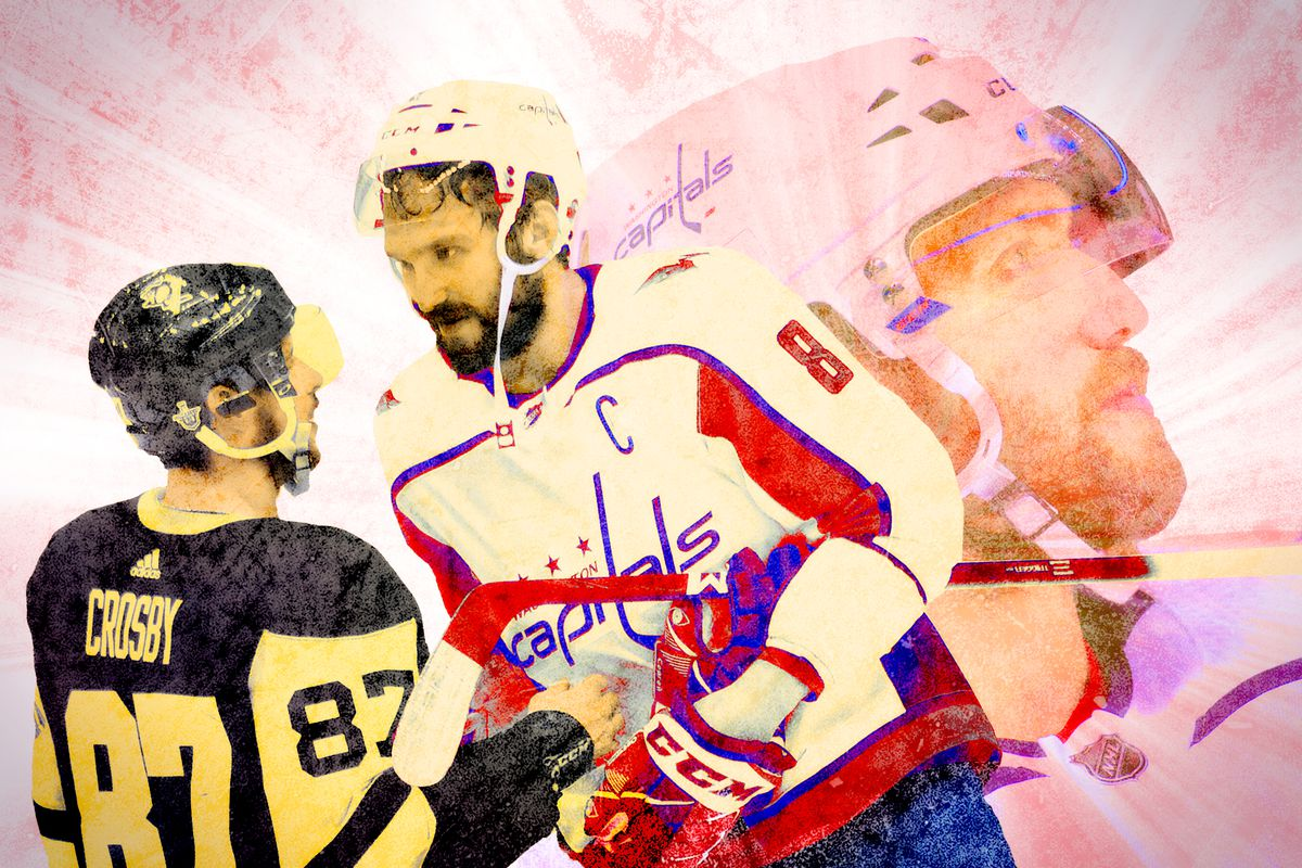 Alexander Ovechkin and the Capitals Have Finally Eliminated the Pens ... b4f1749b8667