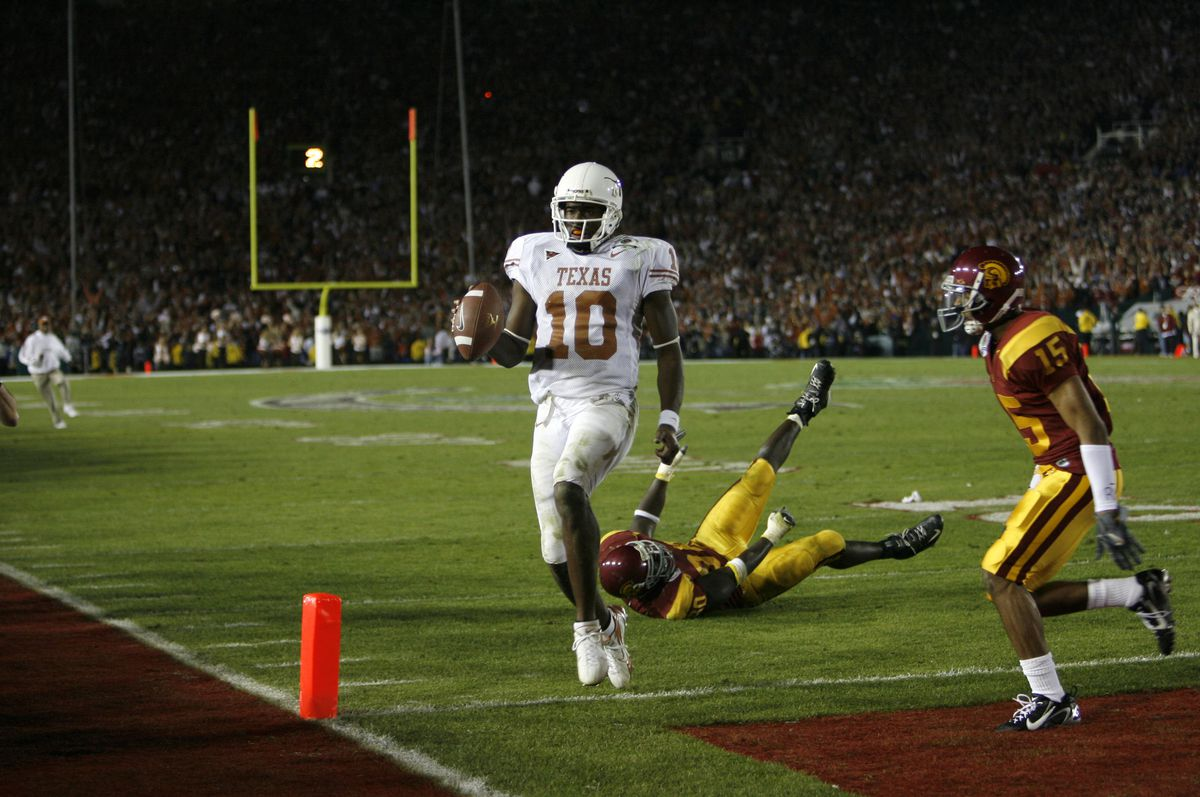 NCAA Football - The Rose Bowl Game Presented by Citi - USC vs Texas
