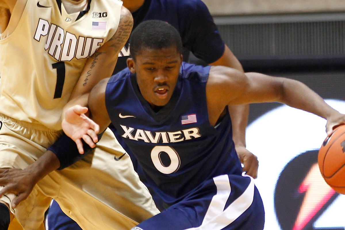 Xavier grabbed a verbal from another running mate/replacement for Semaj today.