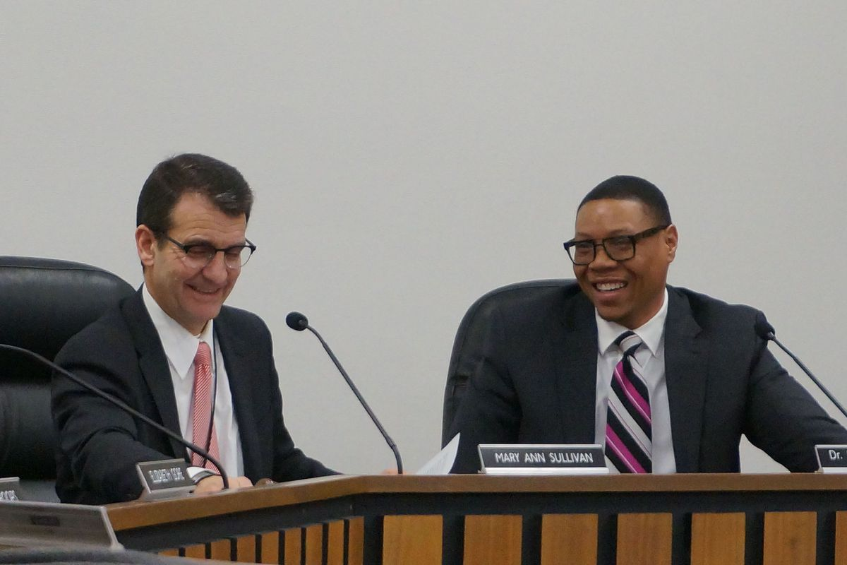 Michael O'Connor was elected president of the Indianapolis Public Schools board.