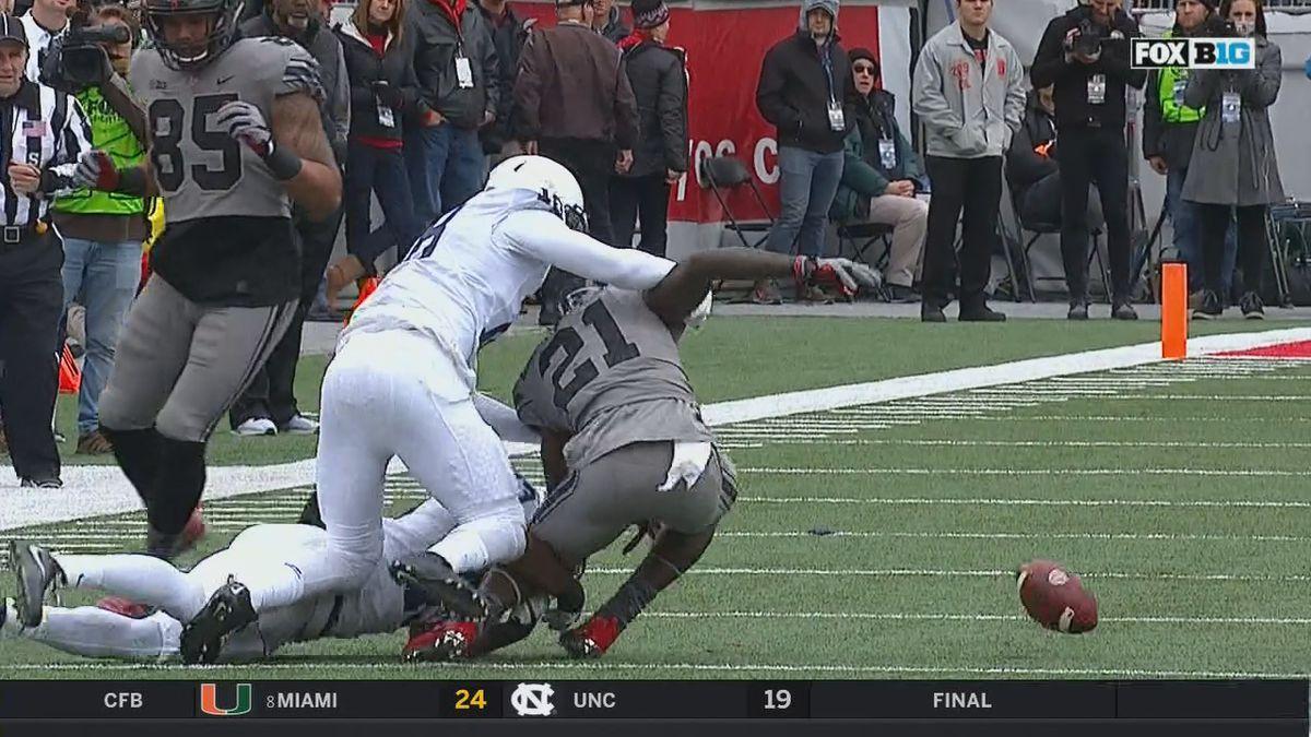 Penn State vs  Ohio State final score: Buckeyes pull off