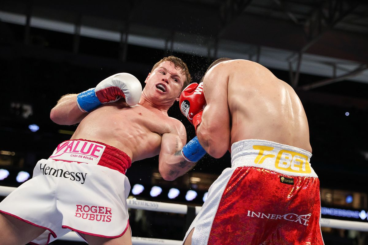 Canelo dominates Yildirim, May fight with Billy Joe Saunders official - Bad  Left Hook