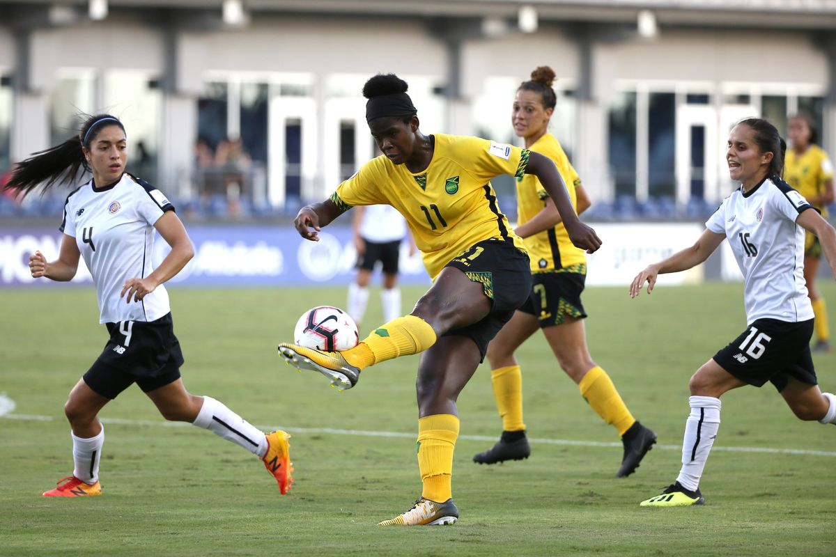 aced3948beb Bunny Shaw is the transformational talent that could lift Jamaica to its  first World Cup