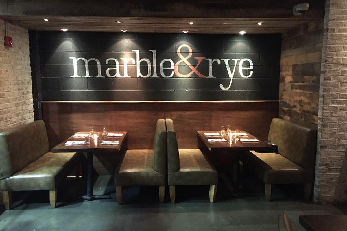 Marble & Rye