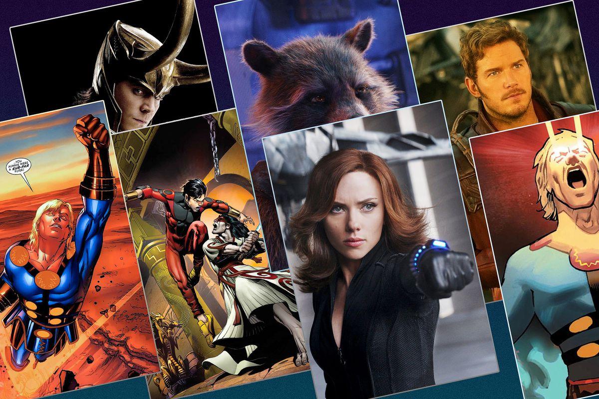 Avengers: Endgame: MCU Phase 4...