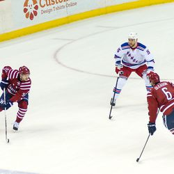 Kuznetsov Looks For Play