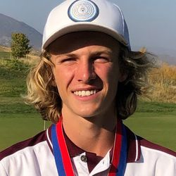 Preston Cheney, Jordan golf