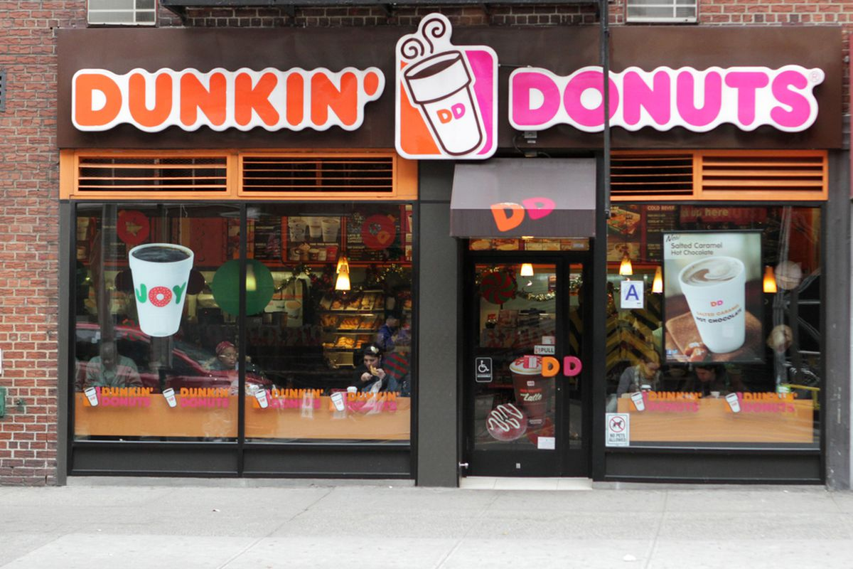 dunkin donuts position titles