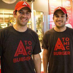 Owners Joe and Nick Spitale.