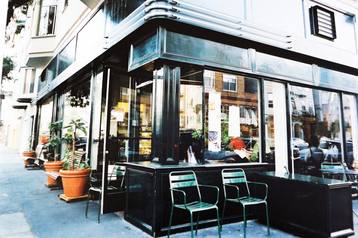 Tartine's original Mission District bakery