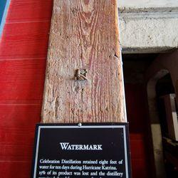 Katrina's Watermark: