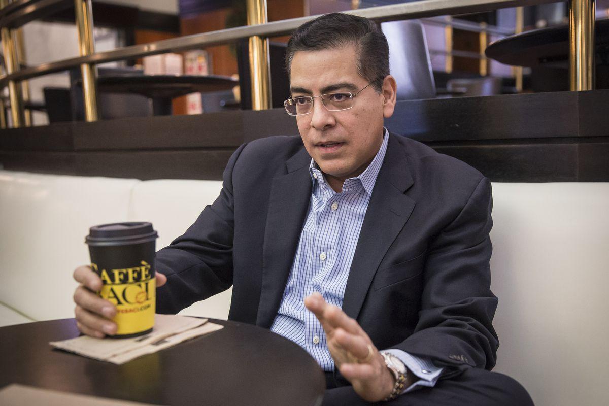 Jesse Ruiz in 2015.
