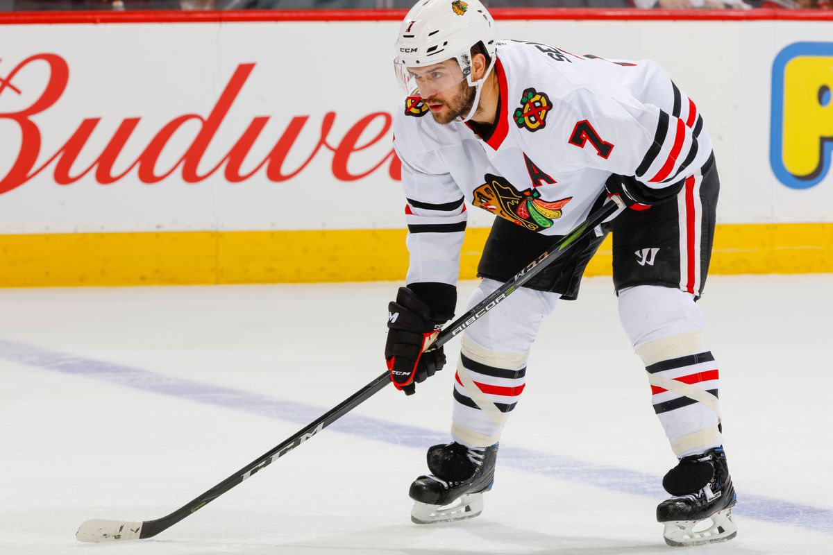 Senators embarrassed by Blackhawks