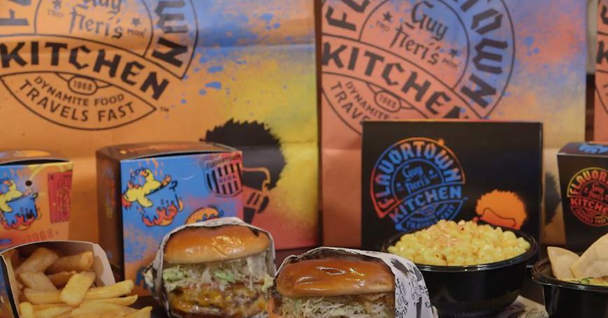 Guy Fieri Launches Flavortown Kitchen in Los Angeles as Delivery-Only Restaurant - Eater LA