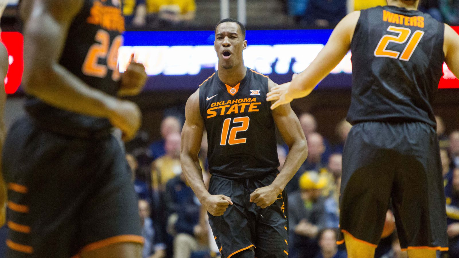 Oklahoma State On the Rise in Latest Bracketology ...