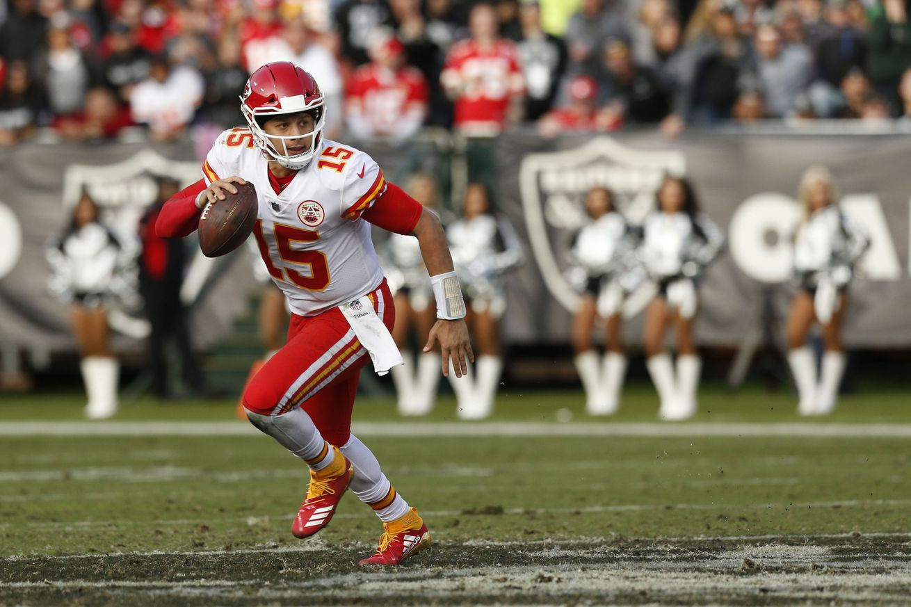 093f51c9 Arrowheadlines: Andy Reid isn't worried about Patrick Mahomes ...