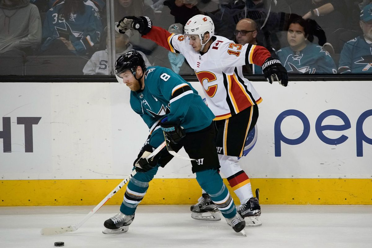 Joe Pavelski is haunted by the ghost of American goal scoring's future.