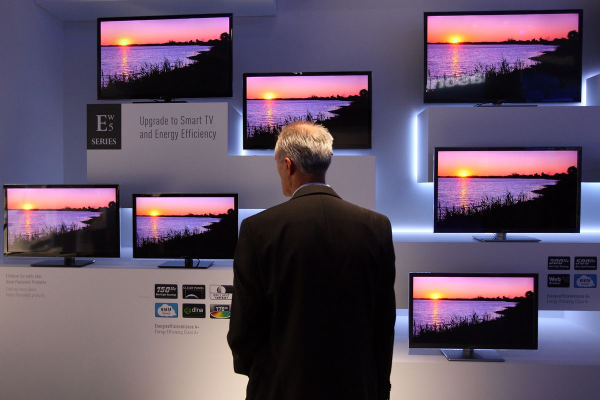 Smart TVs, no doubt,ready to die.