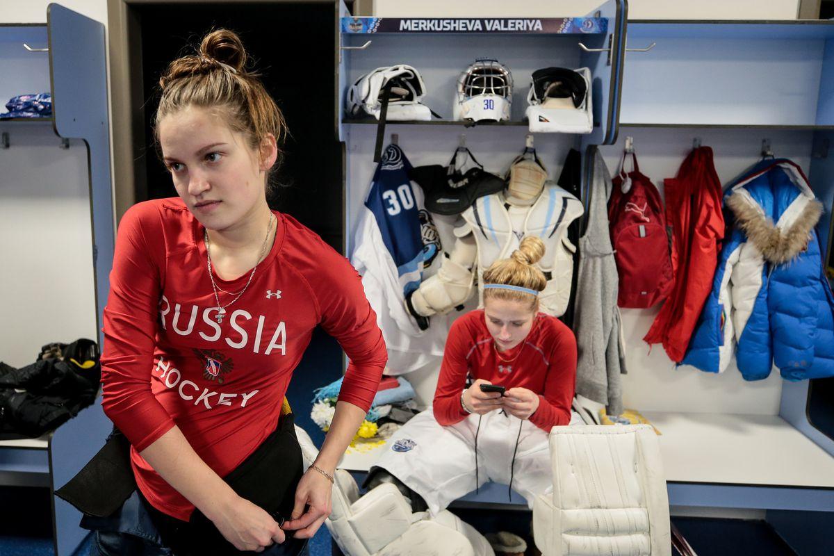 All-Star Game by Women's Hockey League opens 2018 Week of Hockey Stars in Astana, Kazakhstan