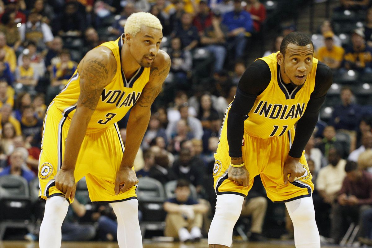 Indiana Pacers 2015 16 Player Review George Hill Is