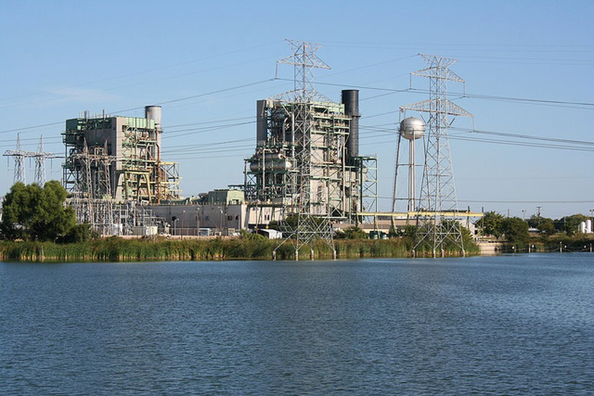 power plant flickr