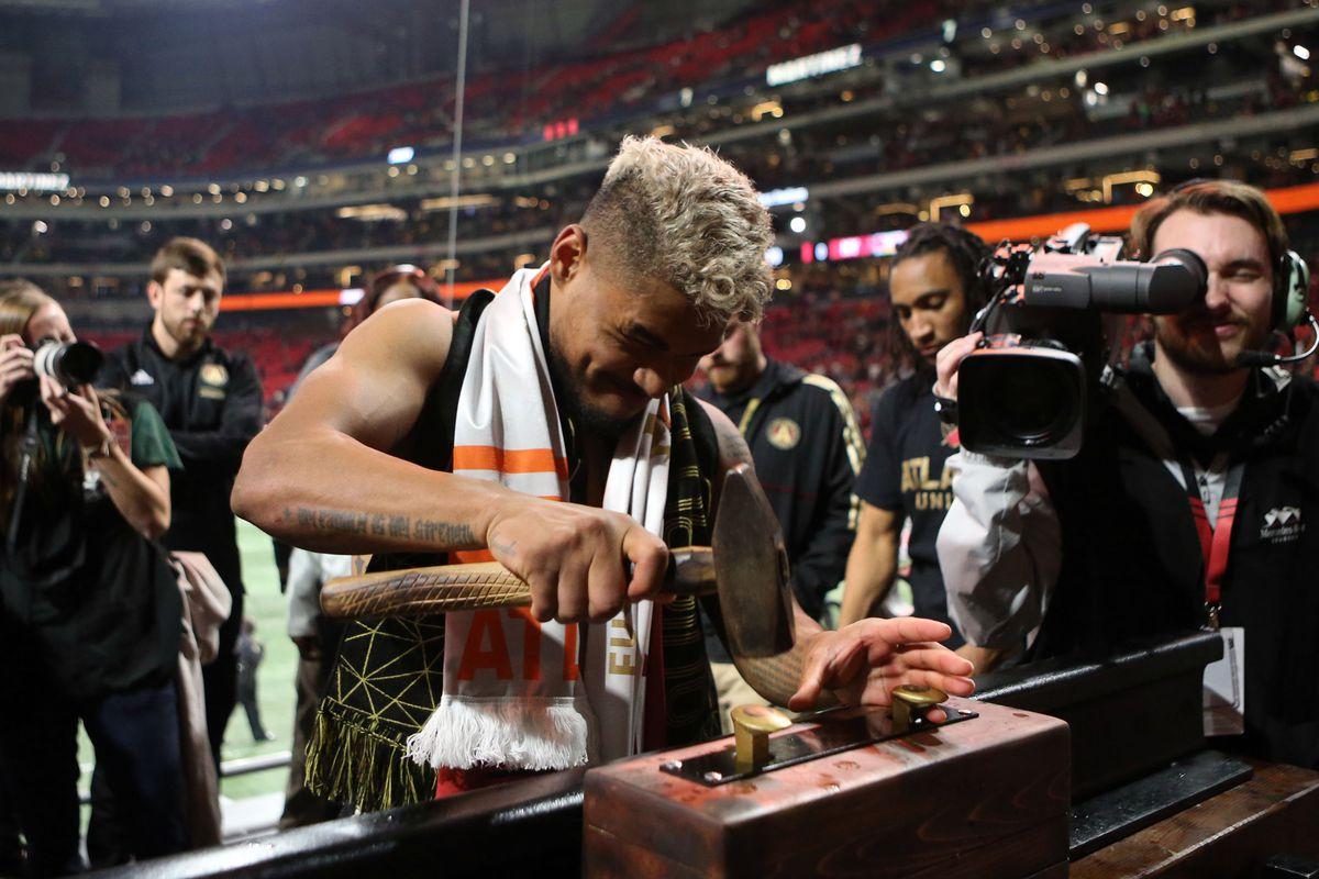 MLS: New York Red Bulls at Atlanta United FC