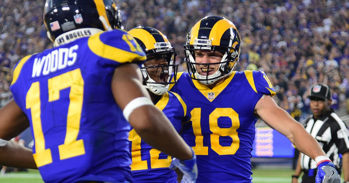 Rams wide receiver duo fourth-best per NFL.com