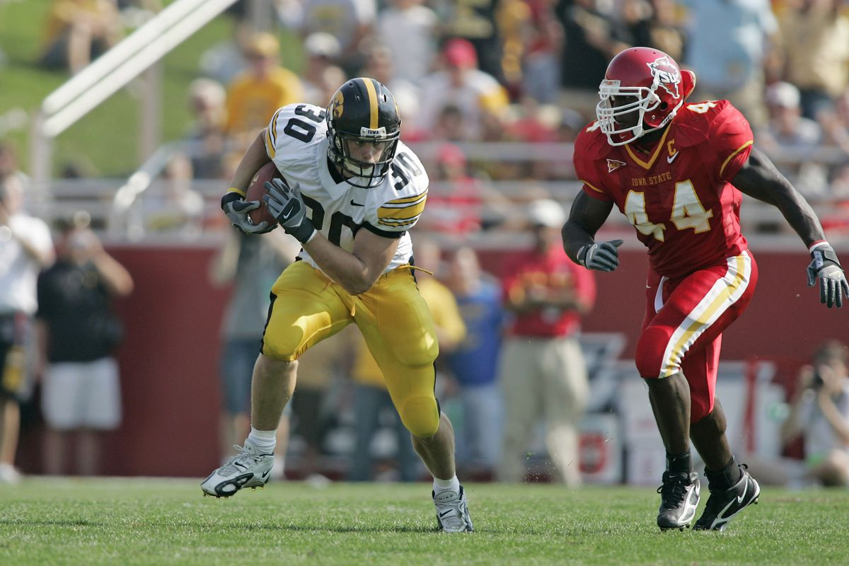 NCAA Football - Iowa vs Iowa State - September 10, 2005