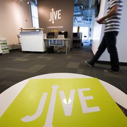 Jive Communications in Lindon is pictured on Friday, March 10, 2017.