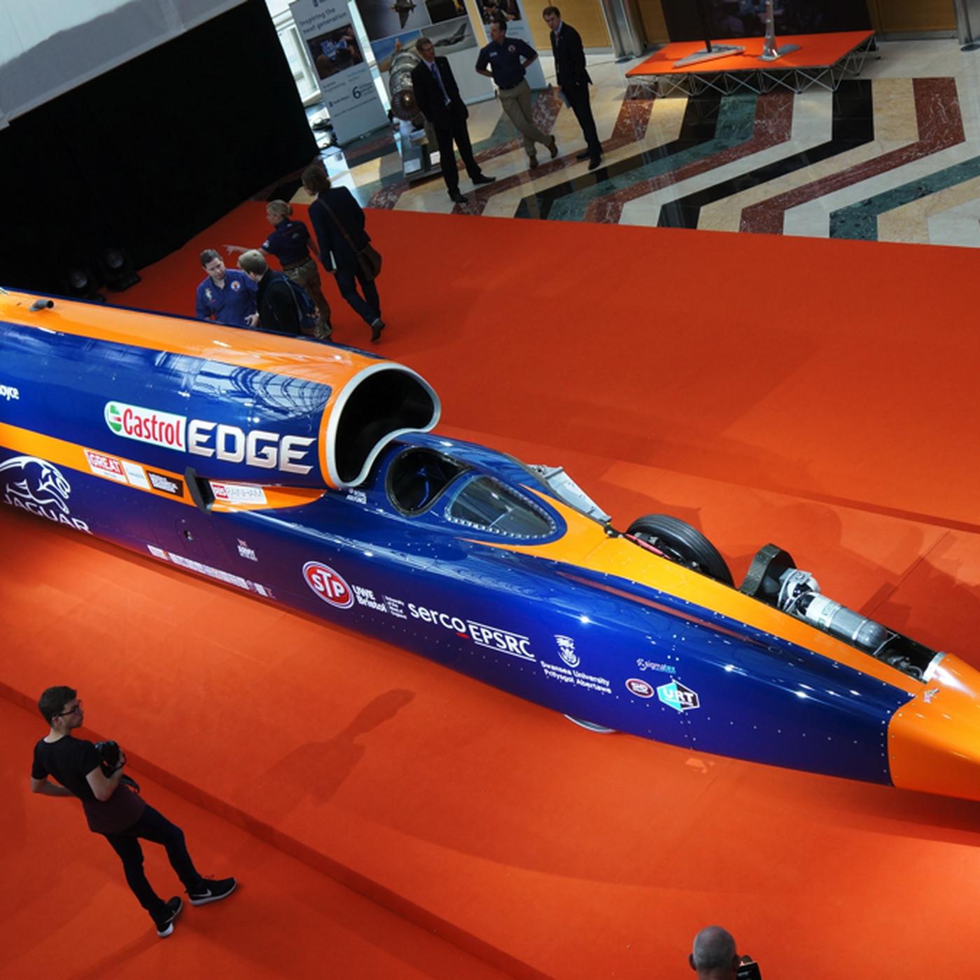 Rocket Car Won T Break 1 000 Miles Per Hour Unless Company Raises 33 Million