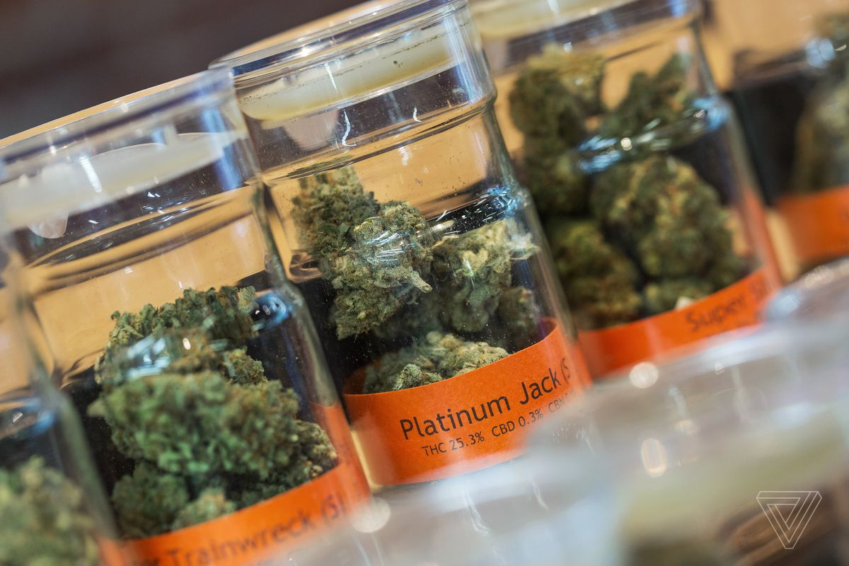Google bans marijuana delivery companies from selling weed directly
